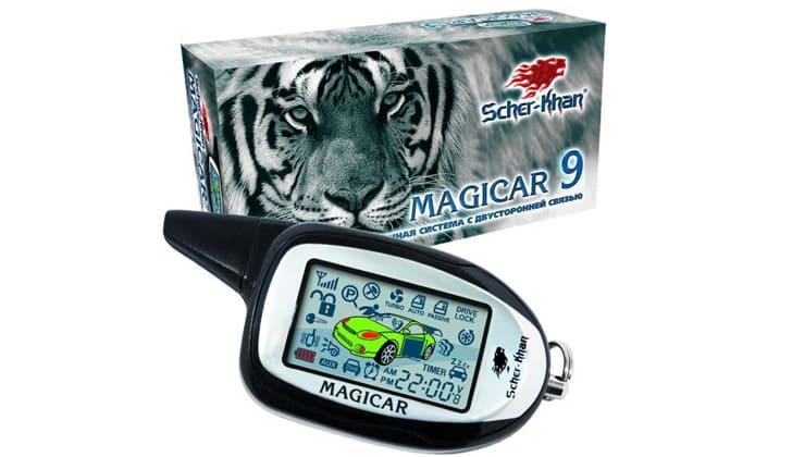 Scher-Khan версии Magicar 9