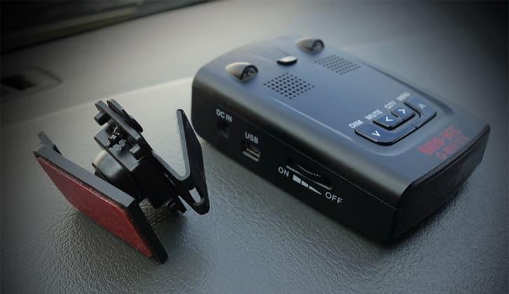 Sho-Me G-800 STR с креплением