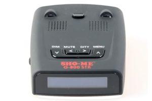 Антирадар Sho-Me G-800 STR с большим набором функций