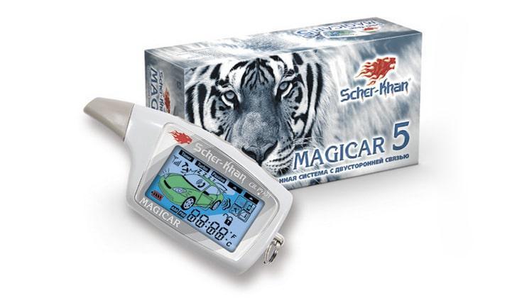 Сигналка Magicar 5