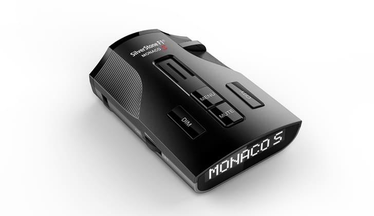 SilverStone модель F1 Monaco S