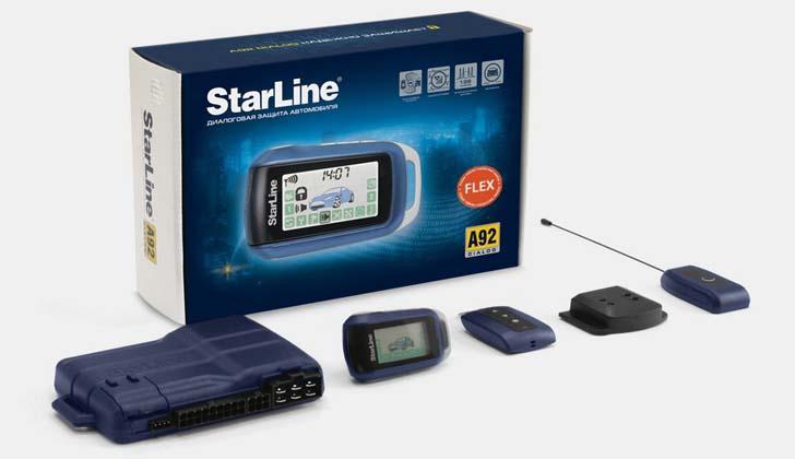 Starline A92 комплект