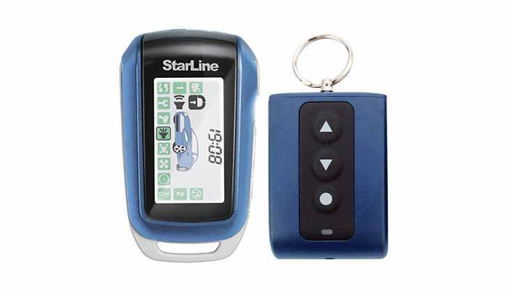 Starline A94 с пультом