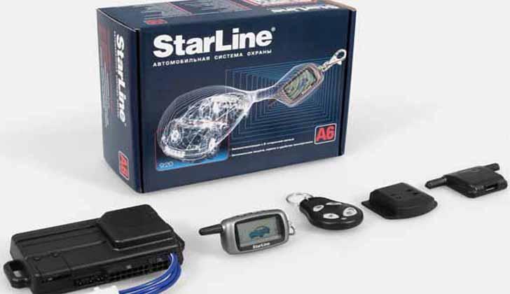 Starline модели A6