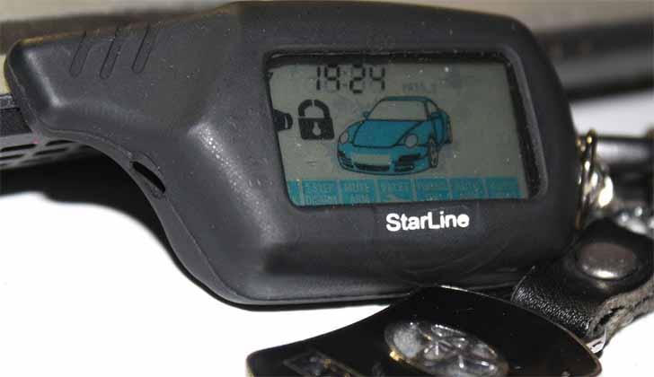 Starline пульт