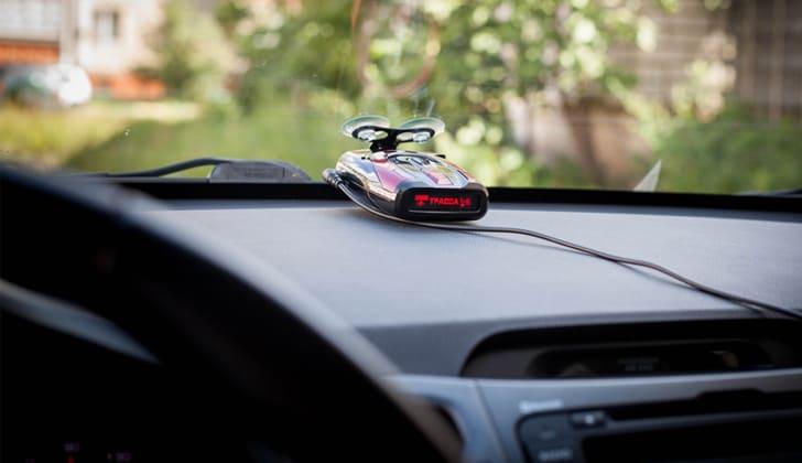 Supra DRS-i77VSTR в авто