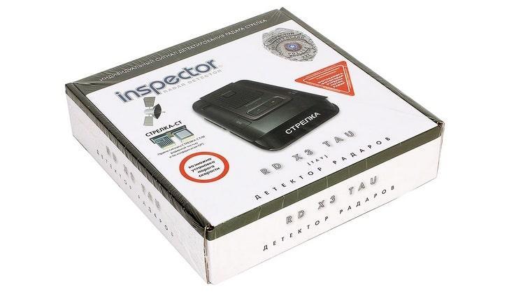 Техника Inspector