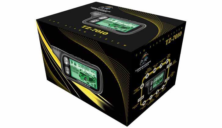 Tomahawk 7010 в коробке
