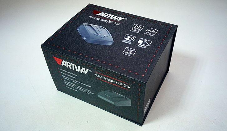 Упаковка Artway RD-516