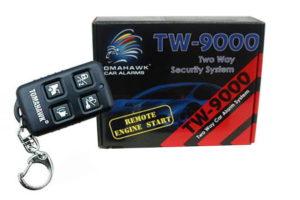 Сигнализации Tomahawk TW-9000 с автозапуском (инструкция по эксплуатации)