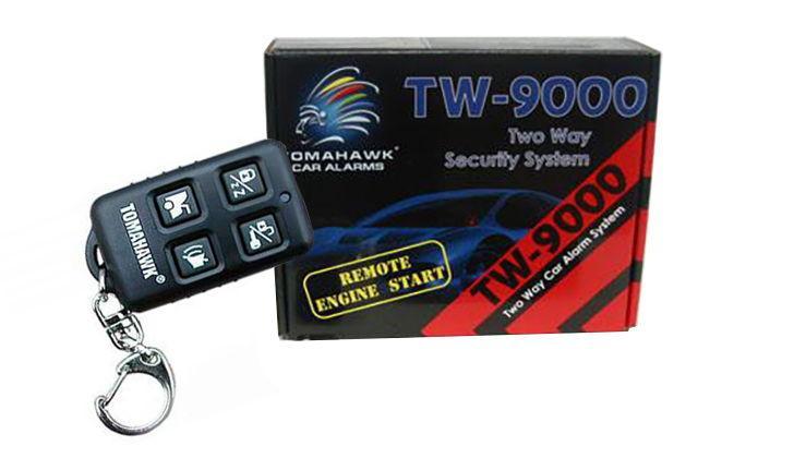 Упаковка и брелок Tomahawk TW-9000