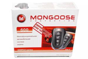 Сигнализация Мангуст (Mongoose) с брелком на 3 кнопки (инструкция по эксплуатации)