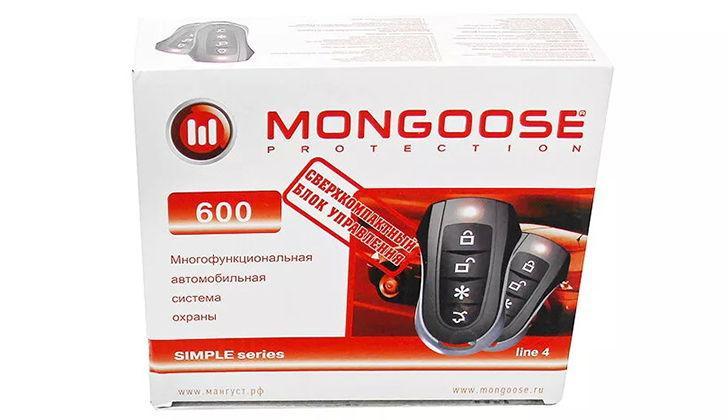 Упаковка Mongoose