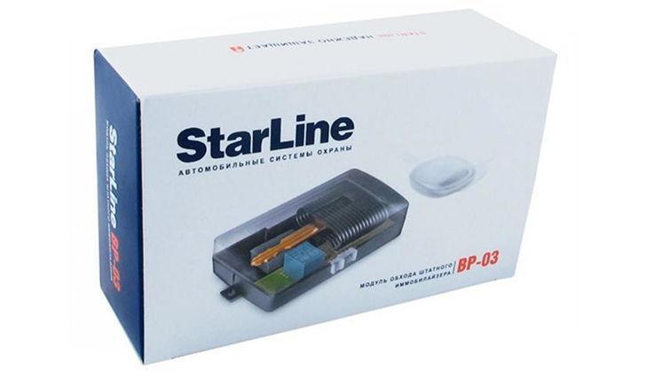 Упаковка обходчика StarLine ВР-03