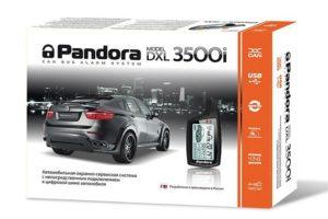 Сигнализация Pandora DXL 3500i (инструкция по эксплуатации)