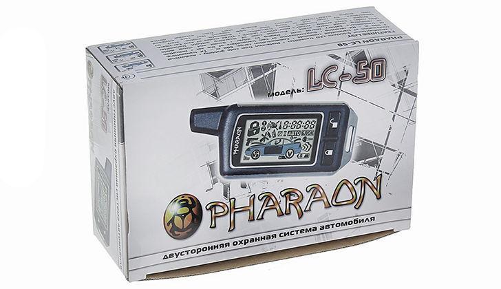Упаковка от сигнализации Pharaon LC-50