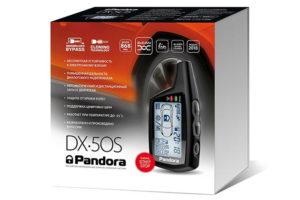 Сигнализация Pandora DX-50S с автозапуском (инструкция по эксплуатации и установке)