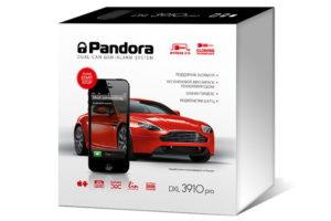 Сигнализация премиум-класса Pandora DXL 3910 Pro с автозапуском