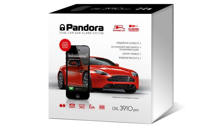 Упаковка Pandora DXL 3910 Pro