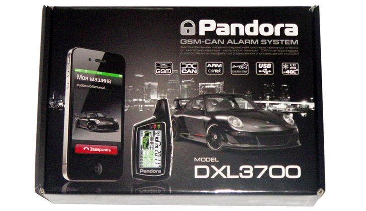 Упаковка Pandora DXL3700