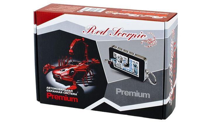 Упаковка Red Scorpio Premium