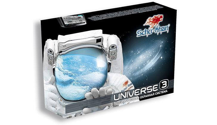 Упаковка Scher-Khan Universe