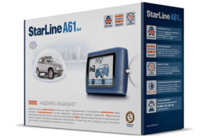 Сигнализация StarLine A61 с автозапуском (схема подключения и инструкция по эксплуатации)