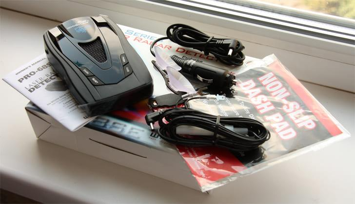 Whistler Pro 68SE комплект