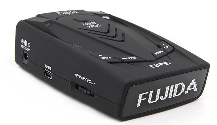 Защита от угона Fujida модель Neo 7500