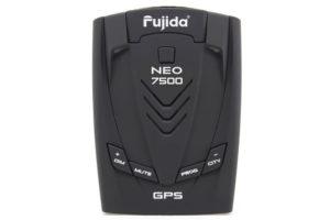 Обновление базы радар-детектора Fujida Neo 7500
