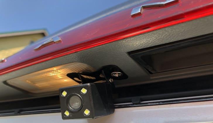 Установка камеры заднего вида в свое авто