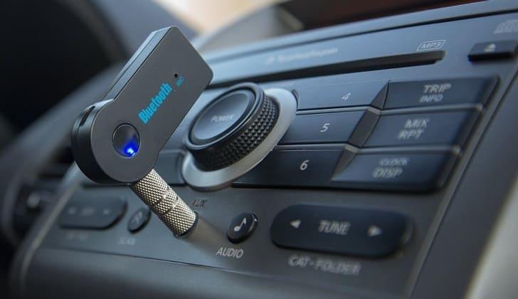 Переходник Bluetooth Aux адаптер в авто