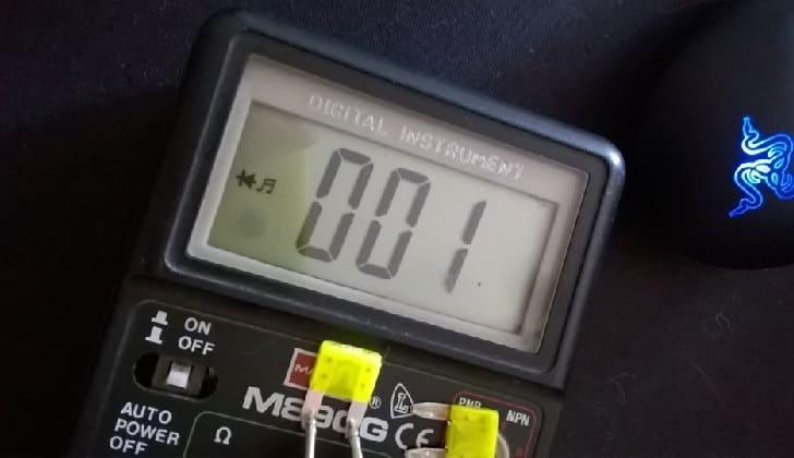 Проверить предохранитель мультиметром