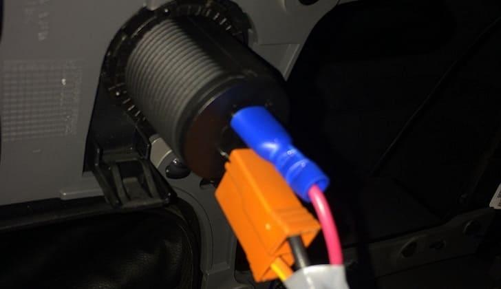 Провода к прикуривателю