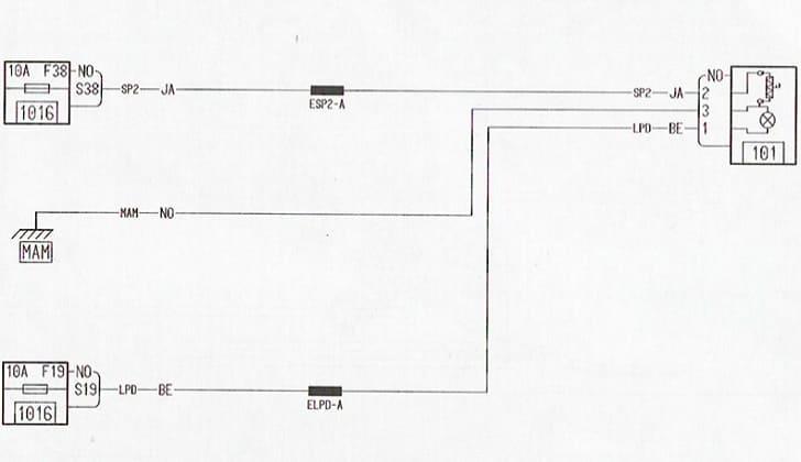 Схема подключения прикуриватель в авто Приора