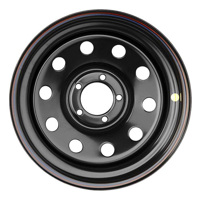Off-Road Wheels 1680-51484BL-19
