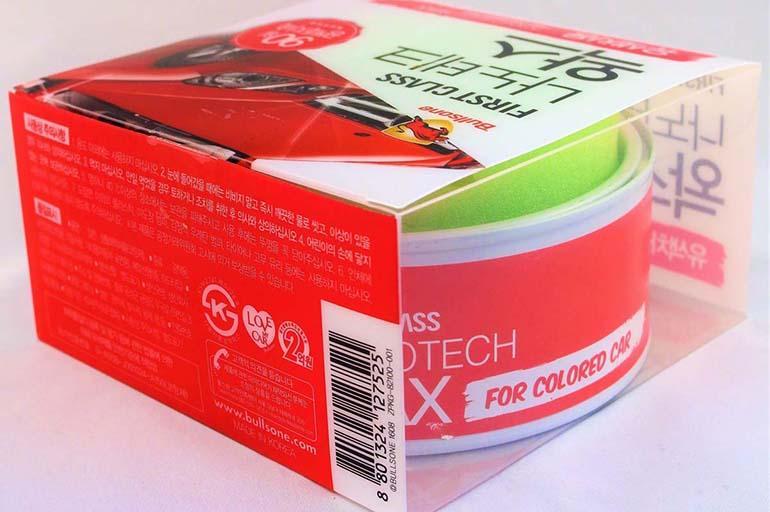 Bullsone Nano Tech Wax