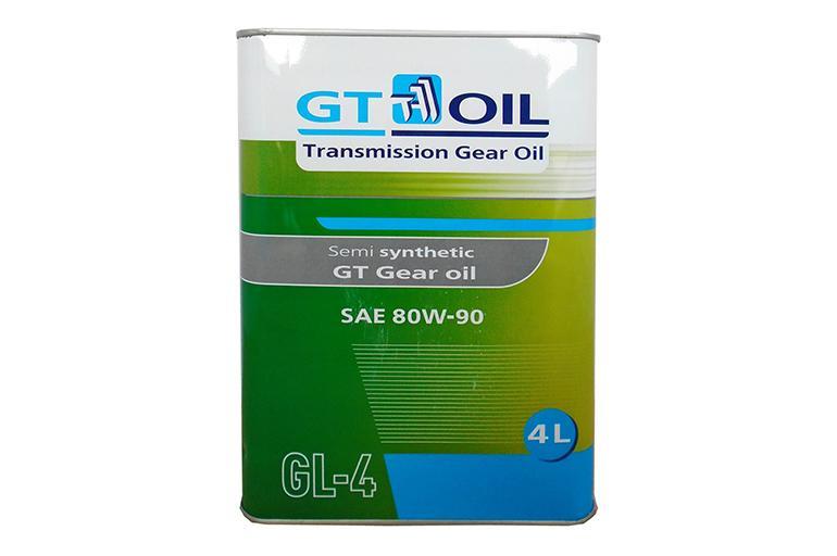 GT Oil