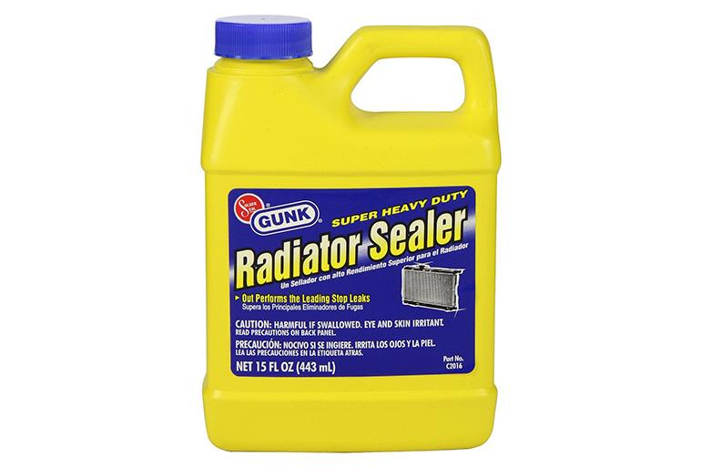 Gunk Radiator Sealer Super