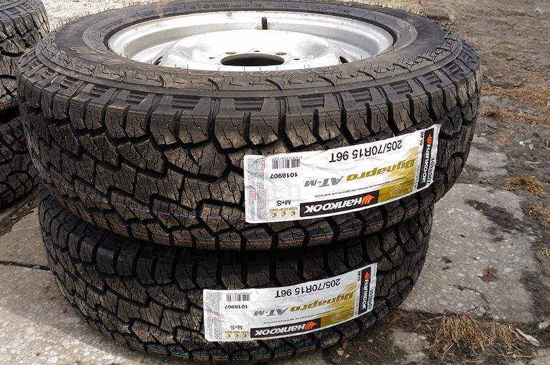 Hankook Tire DynaPro ATM RF10