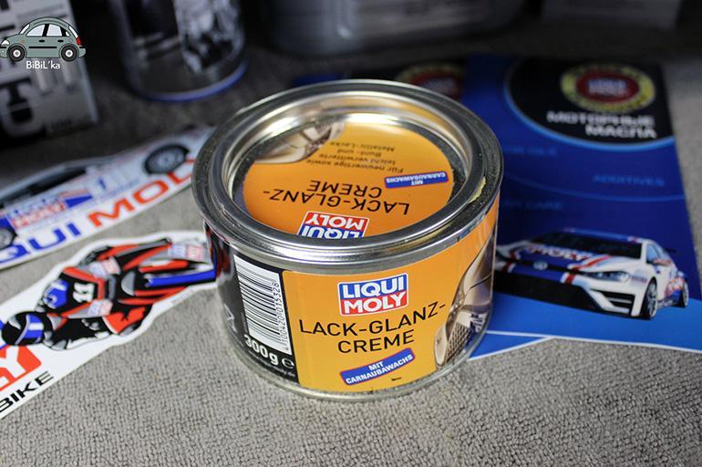 Liqui Moly Lack-Glanz-Crème