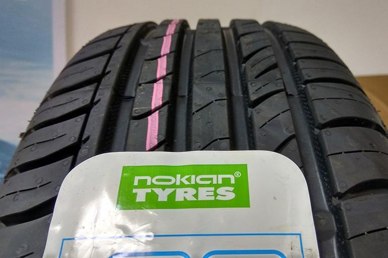 Nokian tyres nordman SX