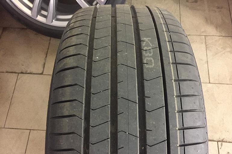 Pirelli P Zero New