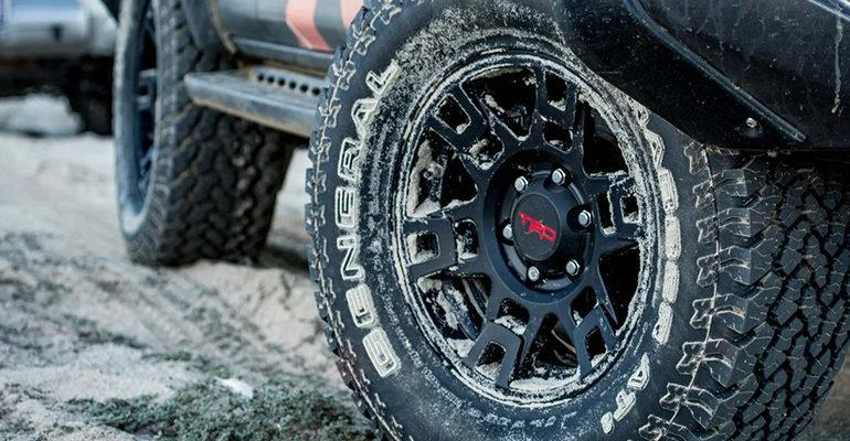 Внедорожные зимние шины
