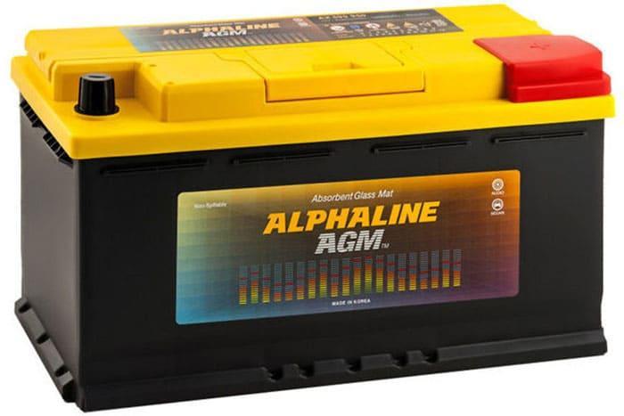 Alphaline AGM 95 Ач