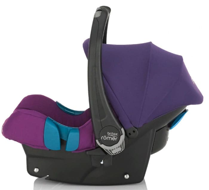 BRITAX ROMER Baby-Safe plus II