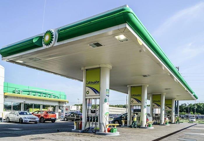 British Petroleum 98