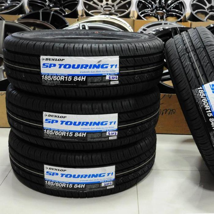 Dunlop SP Touring T1 205 шины