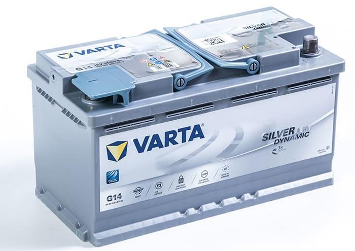 Varta Silver AGM G14 595 901 085