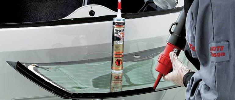 Автомобильный герметик